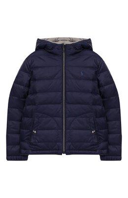 Двусторонняя пуховая куртка Polo Ralph Lauren 322760279