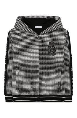 Толстовка с капюшоном Dolce&Gabbana L4JW7D/G7TYS/2-6