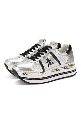 Кожаные кроссовки Beth Premiata BETH/VAR 3643