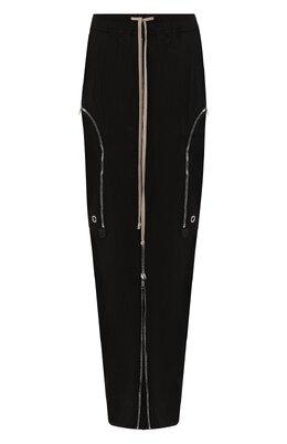 Хлопковая юбка Rick Owens RP20S1335/TE