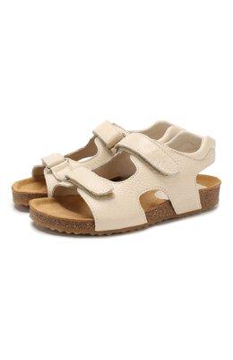 Кожаные сандалии Il Gufo G550/VITELL0 CERV0/31-34