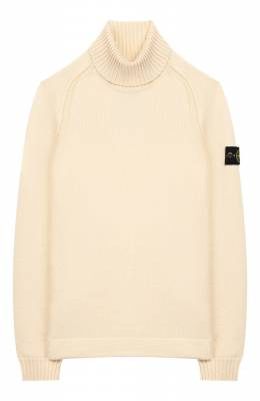 Хлопковый свитер Stone Island 7116520A2/10-12
