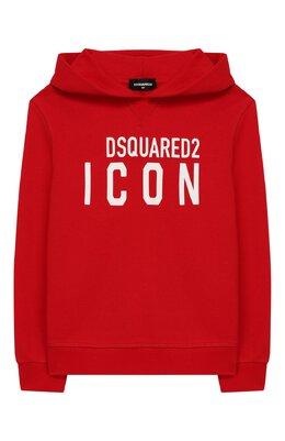 Хлопковое худи Dsquared2 DQ04EX-D00RG